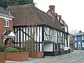 Half-timbered house, High Street, Melbourn - geograph.org.uk - 395935.jpg