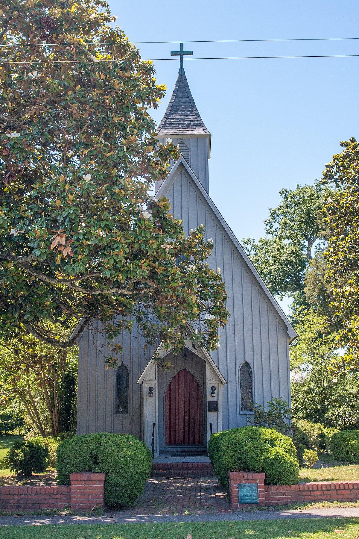 St Mark S Episcopal Church Halifax North Carolina