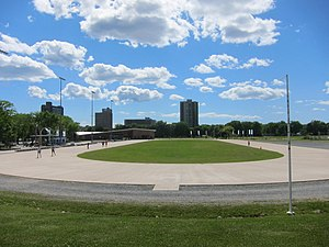 Sport in Halifax, Nova Scotia - The Emera Oval, built for the 2011 Canada Games