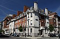 Hallam Street with Devonshire Street junction in London, June 2013.jpg