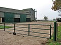 Hallsworth (South Norfolk Ltd) Grain Store - geograph.org.uk - 1576978.jpg
