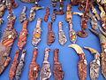 Handmade knifes. Pisac, Peru. Tonje Gram.JPG
