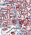 Hannover Stadtplan 1895 Meyers Konversations-Lexikon 5. Auflage Band 8 Seite 350a2 Ausschnitt Leineinsel Klein-Venedig.jpg