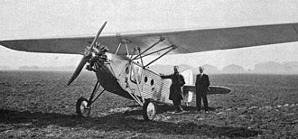 Hanriot H.46 Styx - Image: Hanriot H.46 L'Aéronautique April,1928