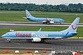 Hapagfly Boeing 737-8K5 (3936967716).jpg