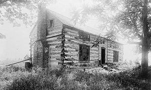 """Hardscrabble"", the farm home Grant built in Missouri for his family (1891) Hardscrabble.jpg"