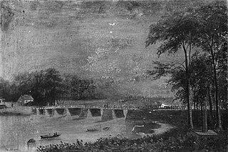 Harlem Bridge, New York