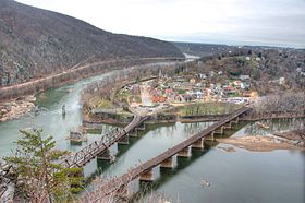 Harpers Ferry (Virginie-Occidentale)