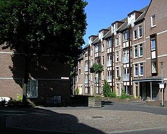 Boschstraatkwartier - Image: Havezathe