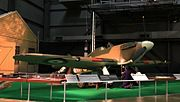Hawker Hurricane Mk.IIa National Museum of USAF 20150725.jpg