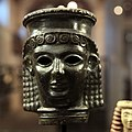 Head of a woman-Br 1-IMG 3136.JPG
