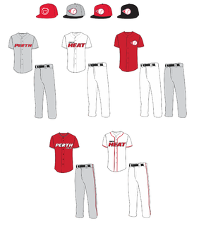 Perth Heat Australian baseball team founded in 2005