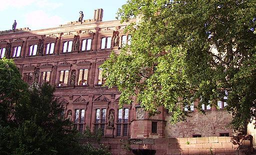 Heidelberger Schloss 007