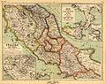 Heinrich Kiepert. Italiae pars media.jpg