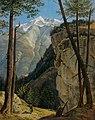 Heinrich Reinhold - Der Watzmann vom Wimbachtal aus - 2524 - Österreichische Galerie Belvedere.jpg