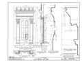 Hendryx House, State Route 77, Riceville, Crawford County, PA HABS PA,20-RICVI,3- (sheet 5 of 11).png