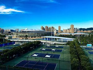 2017 WTA Elite Trophy - Hengqin Tennis Center Zhuhai