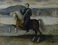 Henri IV, roi de France, à cheval devant Paris – Musée Carnavalet CARP1671 – Collections Paris(dot)fr.png