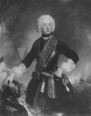Portrait of Henrik, 1726-1802, Prince of Prussia