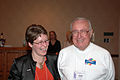 Henry Messer and Kate Runyon at Creating Change 2004 - 1.jpg