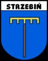 Herb Strzebinia 2010.png