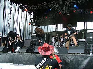 Hevein (band) Finnish band