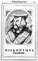 Hieronymus Fracastorius. Line engraving, 1640. Wellcome L0019414.jpg