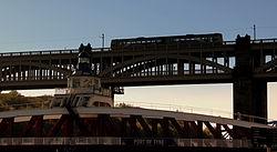 High Level Bridge, 7 November 2013 (1).jpg