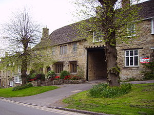 Burford - High Street, Burford