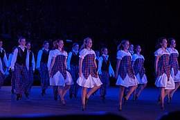 Highland Dancers, Edinburgh, 2008.jpg
