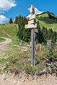 Hiking sign at Col de l'Ecuell (1).jpg