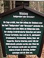 Hinweistafel Wüstung Rüdigersdorf.JPG