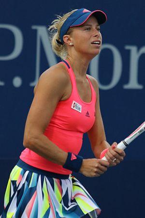 Andrea Sestini Hlaváčková - Hlaváčková at the 2016 US Open