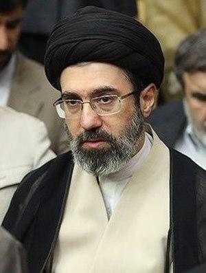 Mojtaba Khamenei - Image: Hojjat ol Islam Sayyed Mojtaba Khamenei 01