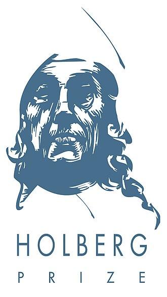 Holberg Prize - Image: Holberg prize logo (english)