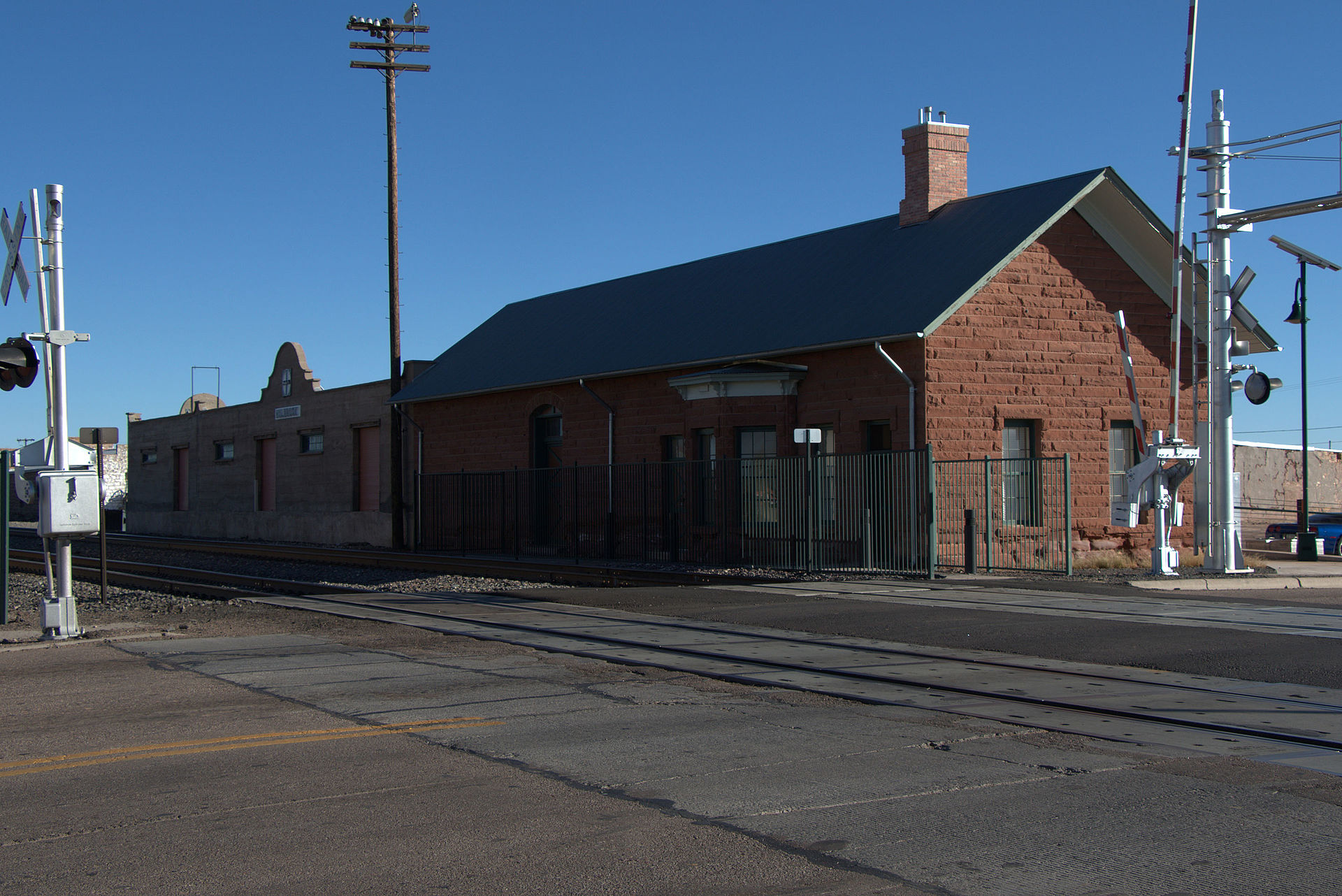 Holbrook railroad station - Wikipedia