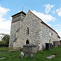Holy Trinity Church Nuffield, Oxon, England - from the SW.jpg