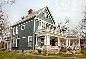 Harding Home - Harding Home in 2011
