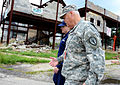 Homeland Security military adviser visits Vibrant Response 130803-A-XX999-003.jpg