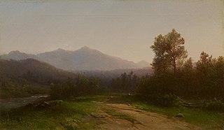 Hudson River Landscape