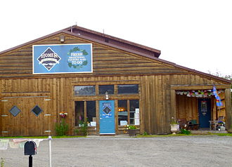 Homer Brewing Company - The brewery also offers retail sales of beer and other products