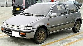 Honda City 1988