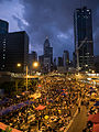 Hong Kong's Umbrella Revolution -umbrellarevolution -umbrellamovement -gm1 -lumix (15409810142).jpg