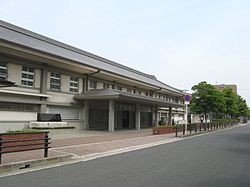 Honmichi headquarters.jpg