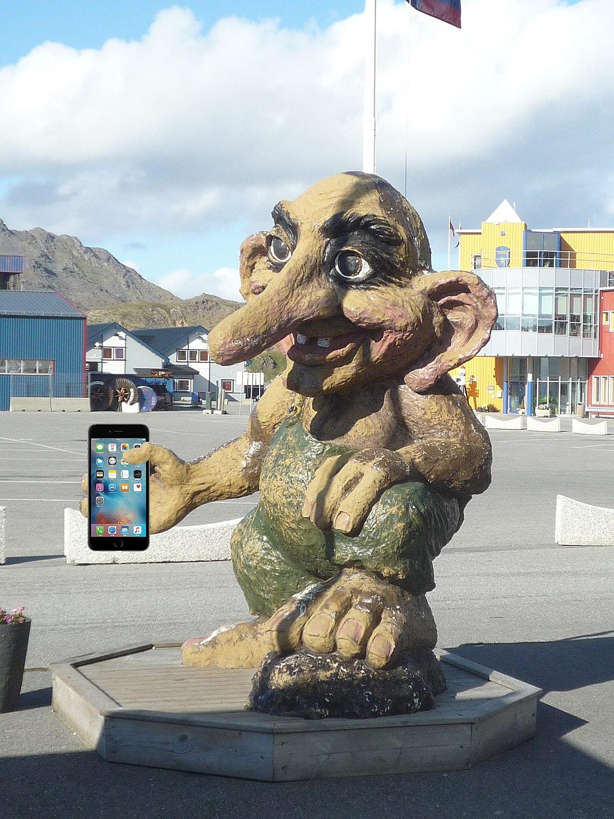 Internet troll - Wikipedia