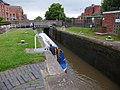 Hoole Lane lock, Chester.jpg