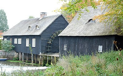 Kleine foto van Hooydonkse watermolen