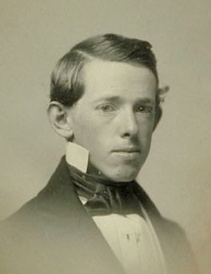 Horatio Alger - Alger on Harvard Commencement Day, July 1852