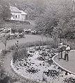 Horatio Walker painting in hin garden.jpg