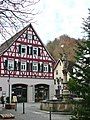Horb am Neckar mit Friseur No1 Cut^more by Doormann und Tuja Zeitarbeit - panoramio.jpg